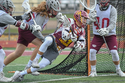 CMU Mens LAX Fall 2018