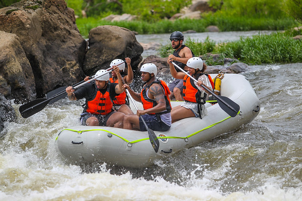 River City Adventures 7-5-15 Morning Trip