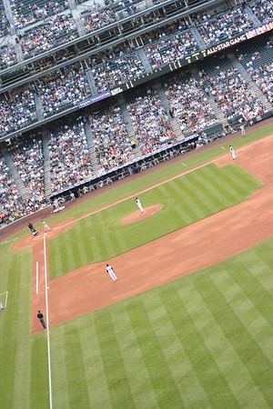 Giants Game May 2007