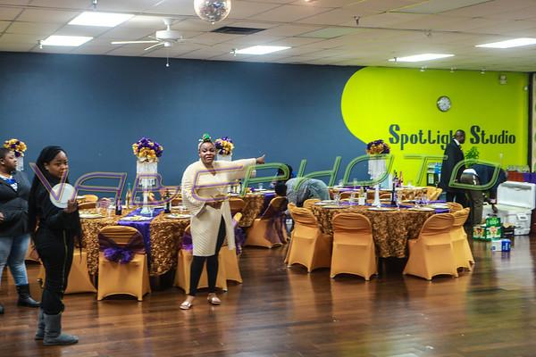 Delali Apenou 40th Birthday Celebration Party
