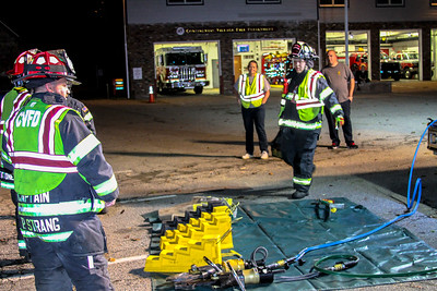 10-10-17 Extrication Drill, Photos By Bob Rimm