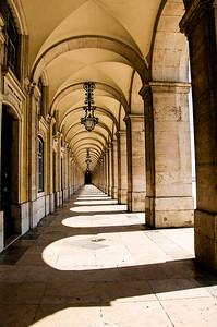 Passage, Lisbon, Portugal