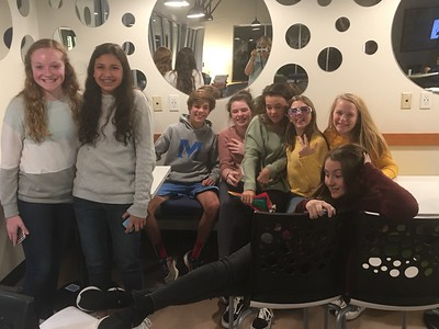 7th Grade Ice Cream Social - Nov 2019