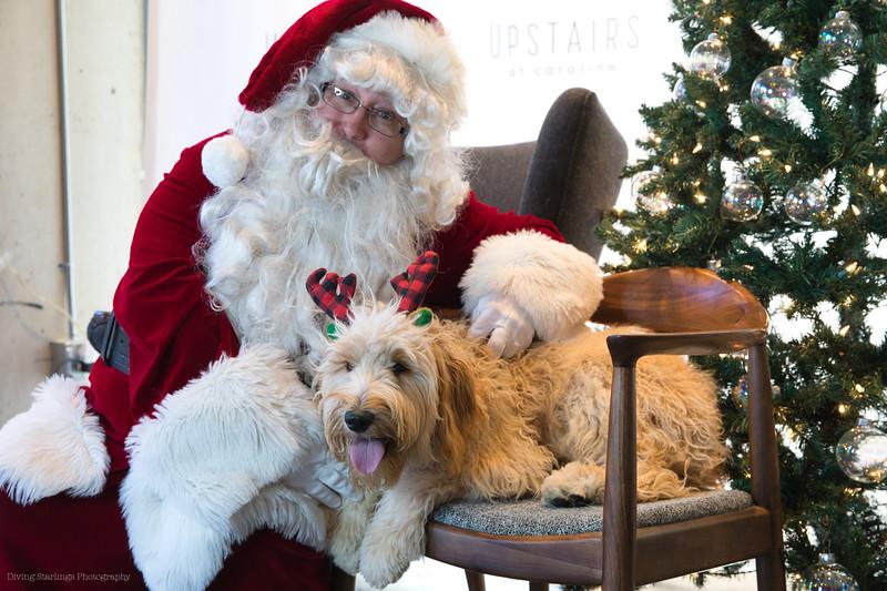 Austin Humane Society - Santa Paws 2019