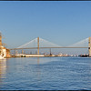 Talmadge Memorial Bridge, Savannah River, GA