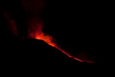 Mt Etna 08 Feb 2012