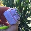 4.05ct Emerald and Old European Cut Diamond Ring 9