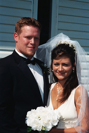 Jason and Tina's Wedding