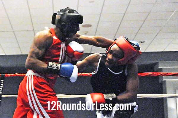 Bout #3 Dorian Wilder, Cleveland -vs- John Gregory, SSBC