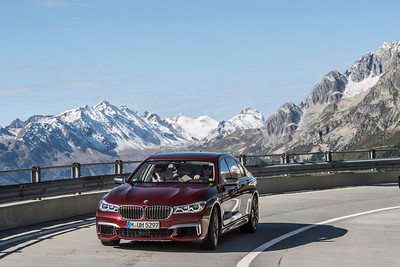 BMW Canada M European Tour - September 2017