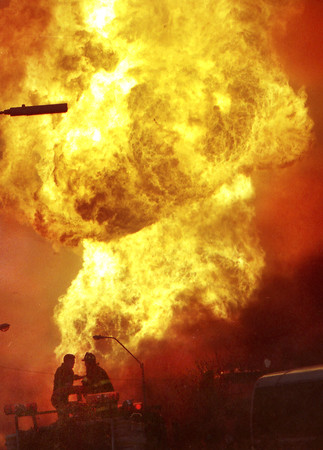 Bronx Gas Explosion  12-29-89