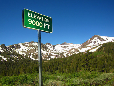 Sonora Pass: July 9-10, 2011
