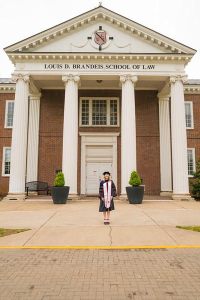 Clarissa UL Law School Graduation