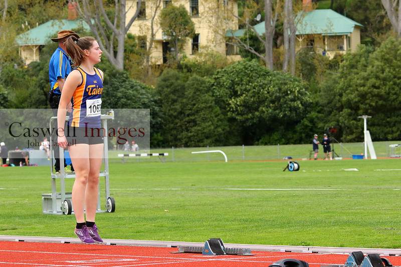 Athletics Otago Track and Field Meeting (October 10th)