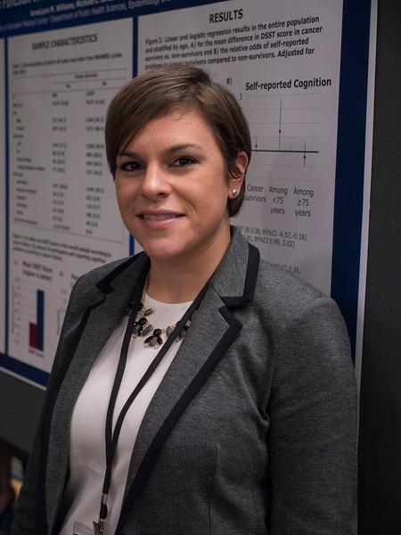 AnnaLynn Williams, MS - General Poster Session B