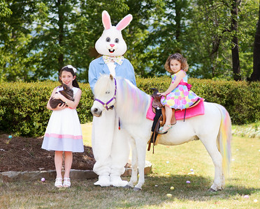 The Stables at Lake Lanier Easter Egg Hunt & Pony Rides 2017