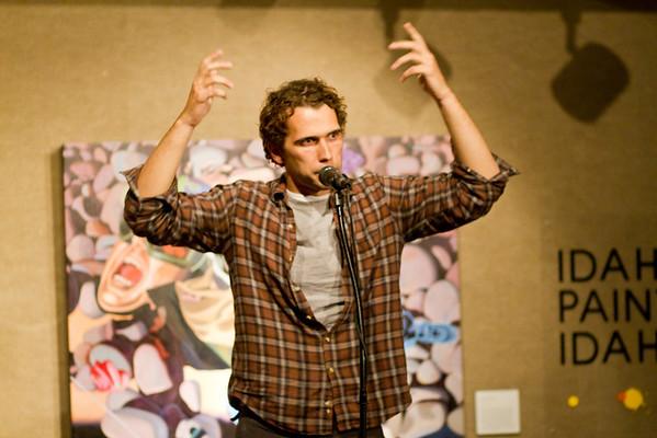 Poetry Slam - October 2011