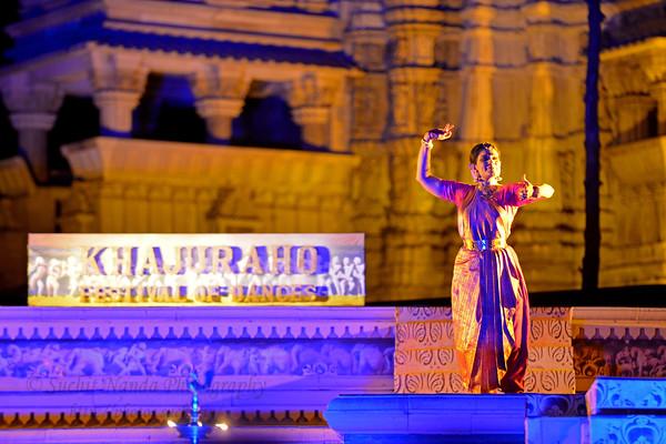 Khajuraho Dance Festival, Feb 2014