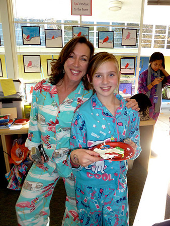Pajama Day at Pacific