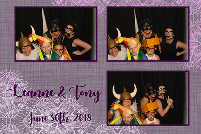 Leanne & Tony