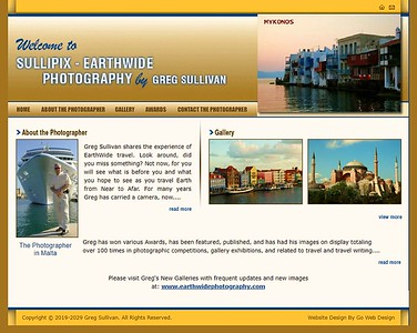 Retired Website, Sullipix.com
