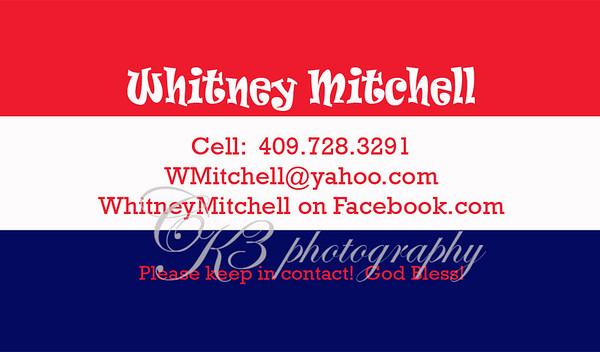 Whitney (Studio) 2011