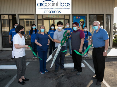 Arcpoint Labs Grand Opening 10-15-20