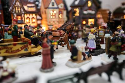 2016 Matt's Christmas Villages