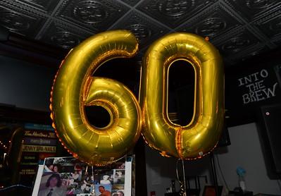 Tom Kelly 60th Birthday Party