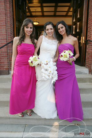 Bridal Party Formal Photos