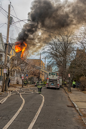 2nd alarm New Haven, CT 27 Elizabeth St.