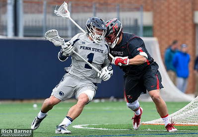 NCAA MLax: Fairfield at Penn State; 3/17/17