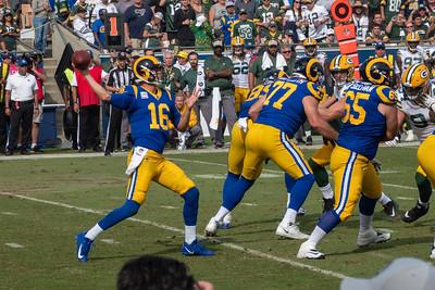 Rams vs. Packers 2018