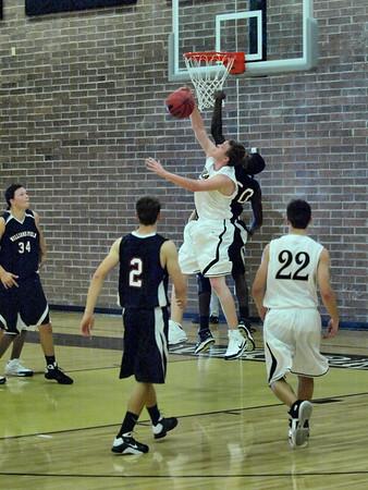 Basketball Verrado Boys Varsity vs. Williams Field 12/2/2008