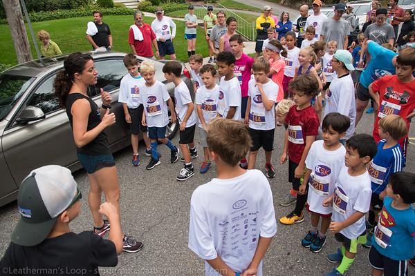 Katonah Kids Race 2018