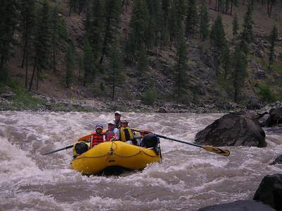 Salmon River 2009