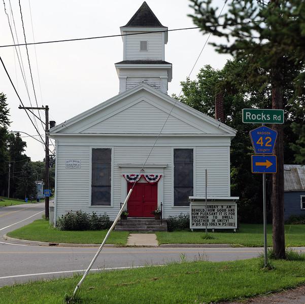 Rocks Road, August 2020