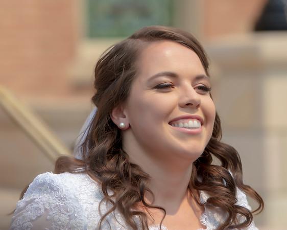 Kristen and Joel wedding