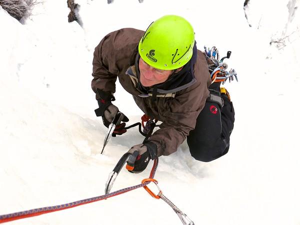 Rockies Ice with Frank Jan 2015