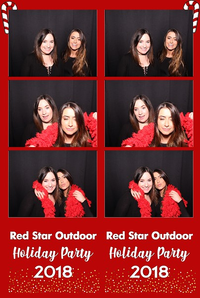 Red Star Outdoor Holiday Party (11/30/18)