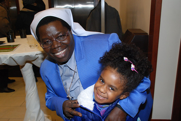 Sister Rosemary in Chicago - Sewing Hope Booksigning / Film Debut