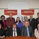 Confederation of Community Groups Annual General Meeting
