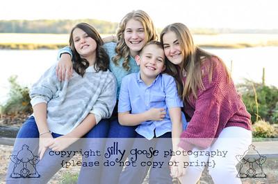 Weidner Family 2020
