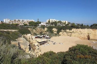 Praia da Senhora da Rocha, Algarve [Vivienne]