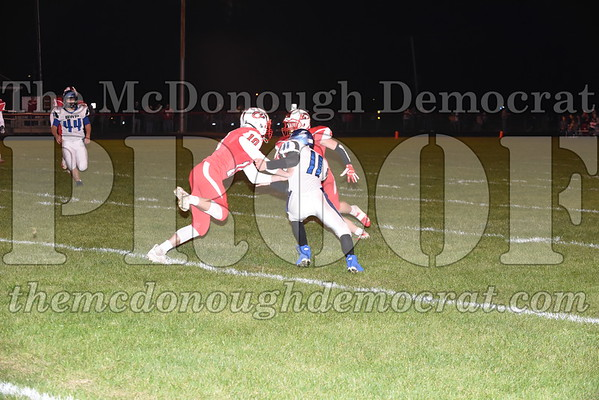 HS B Fb V BWP vs Lewistown 10-19-18