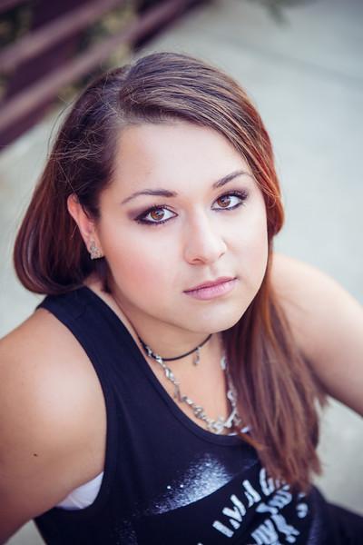 Natasha's Senior Portraits
