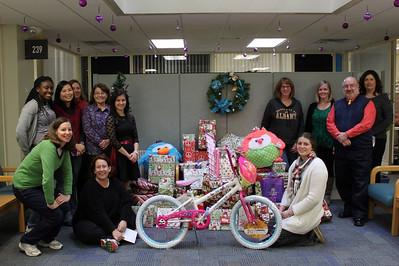 2015: Holiday Season Volunteerism