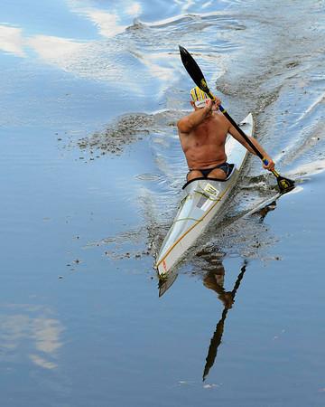 Channahan canoe race 2008