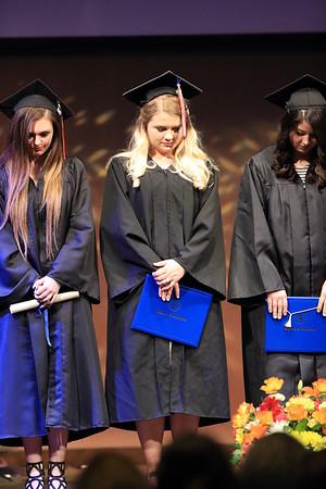 Victoria's Graduation - 5/21/16