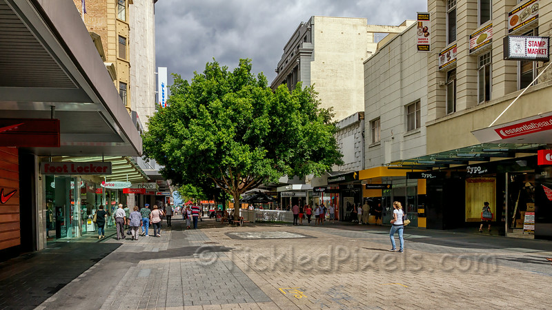 Rundle Mall - Adelaide